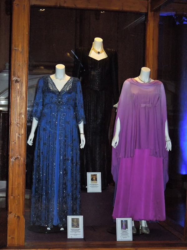 The Iron Lady movie costumes