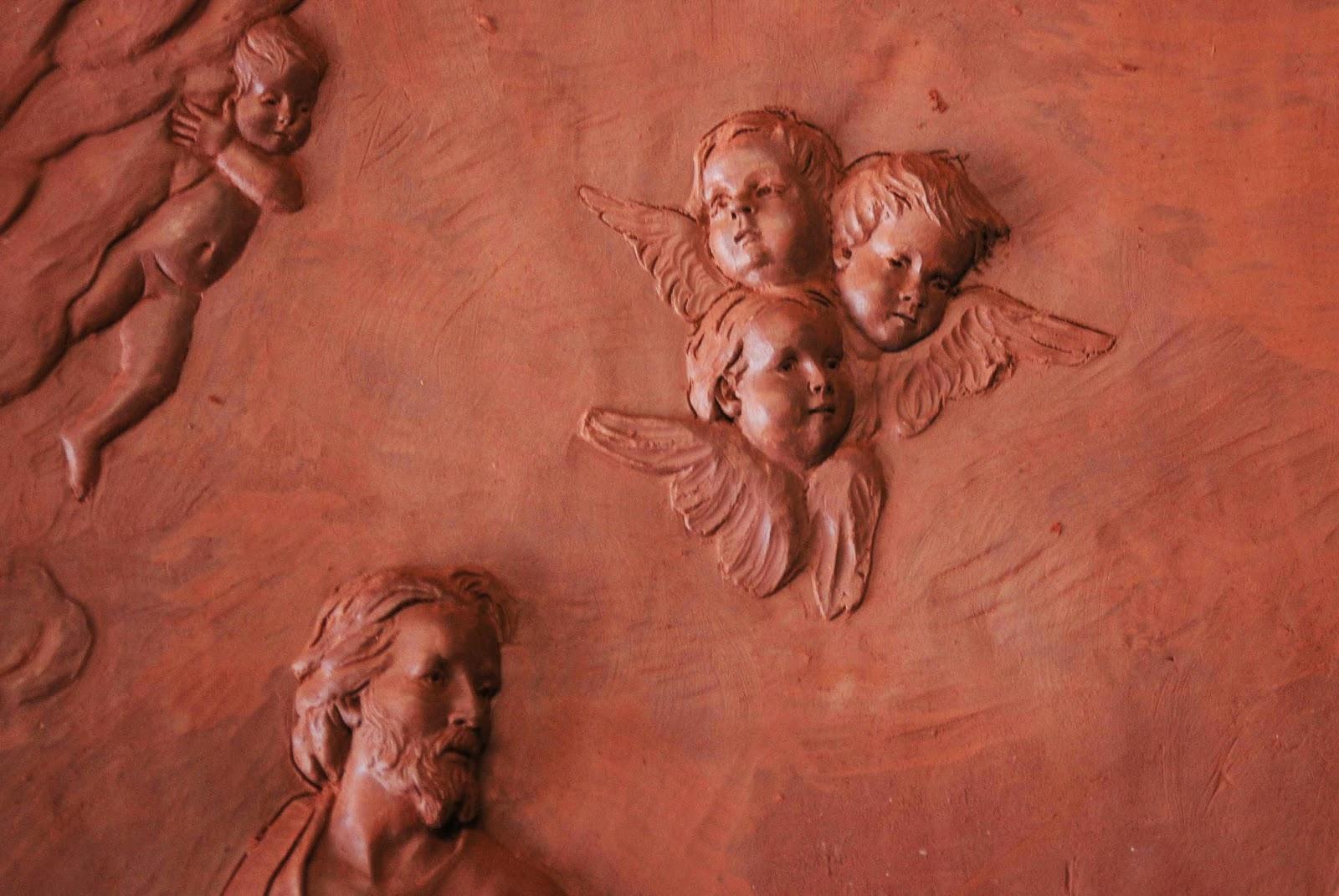 Trono Soledad Semana Santa Cartagena Murcia Arturo Serra escultura 30