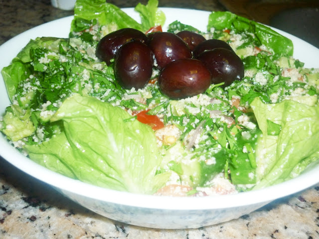 arabic green salad Tabouli recipe