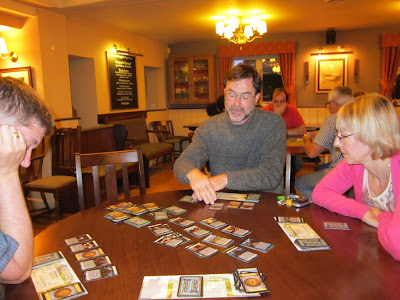 Dominion - The players first game