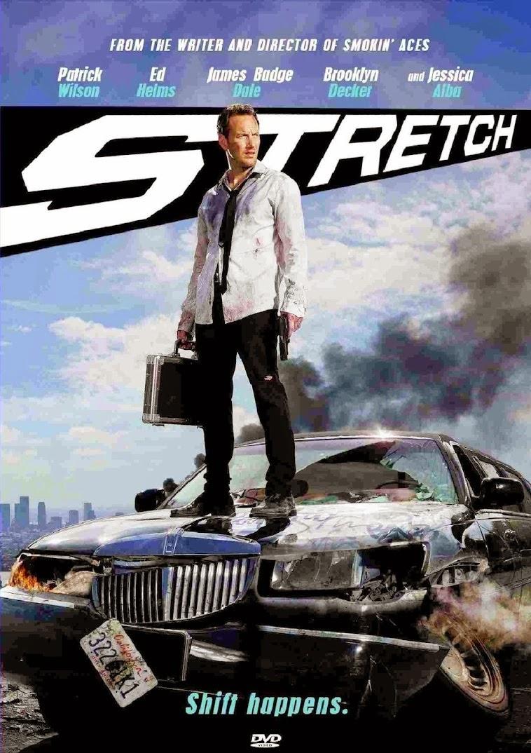 Stretch – Dublado (2014)