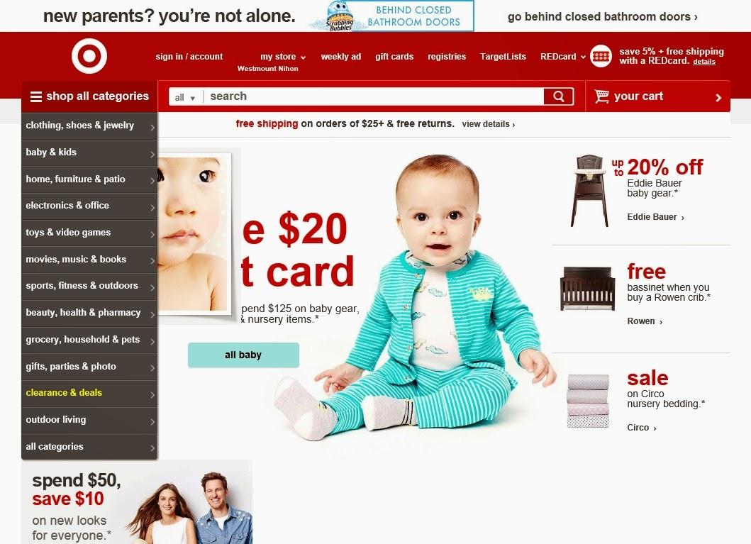 Target 10 coupon code