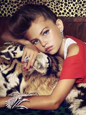 Peinados 2014 infantiles look niños
