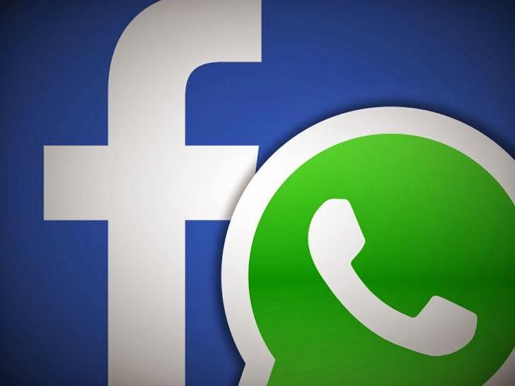 WhatsApp Facebook Secure Chat app