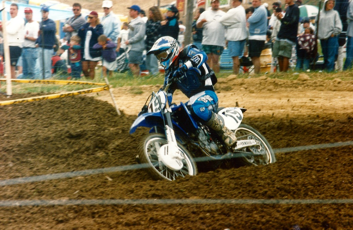 Doug Henry High Point 1998