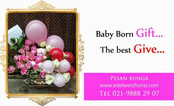 baby born gift, toko bunga, kado kelahiran bayi laki-laki dan perempuan, ucapan selamat kepada anak yang baru lahir