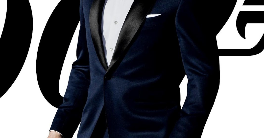 daniel-craig-james-bond-007-skyfall-tom-ford-tuxedo-dinner-suit ... Daniel Craig