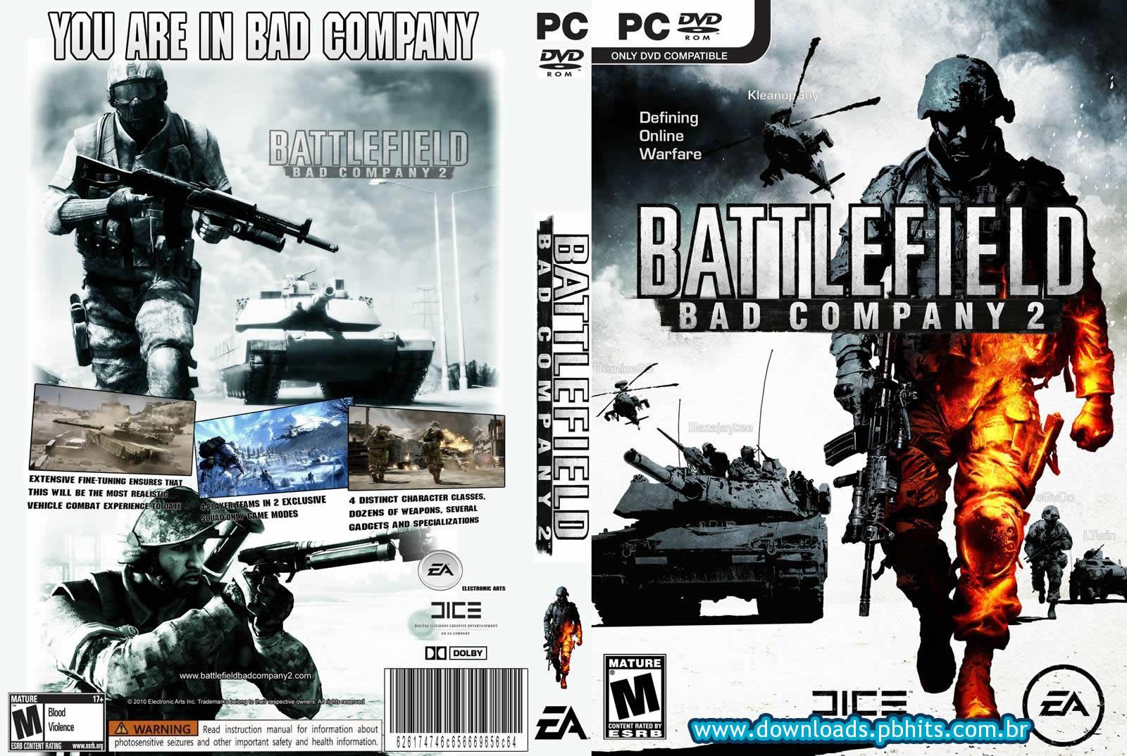 Battlefield Bad Company 2 Crack Serial games pc: 4 years11 MB 02 Battlefiel
