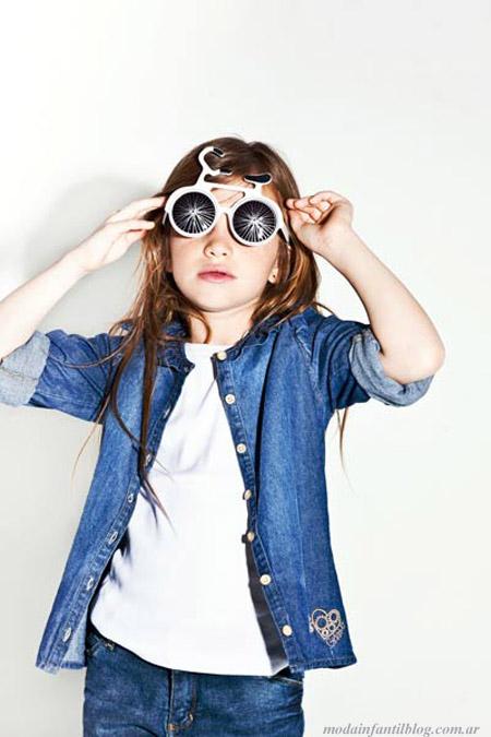 ropa para niñas grisino verano 2014