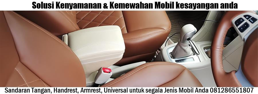 Sedia berbagai Armrest Handrest universal untuk segala mobil Jakarta