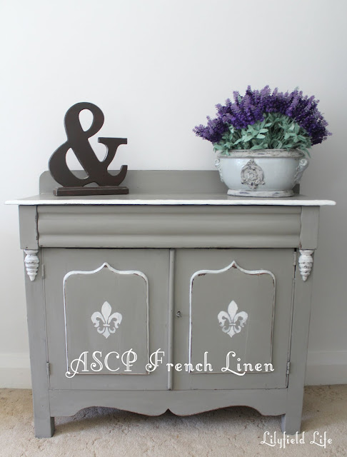 Lilyfield Life: ASCP French Linen Annie Sloan Chalk Paint