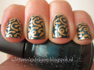 China Glaze Tongue and Chic