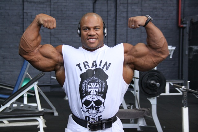 Image result for Phil Heath