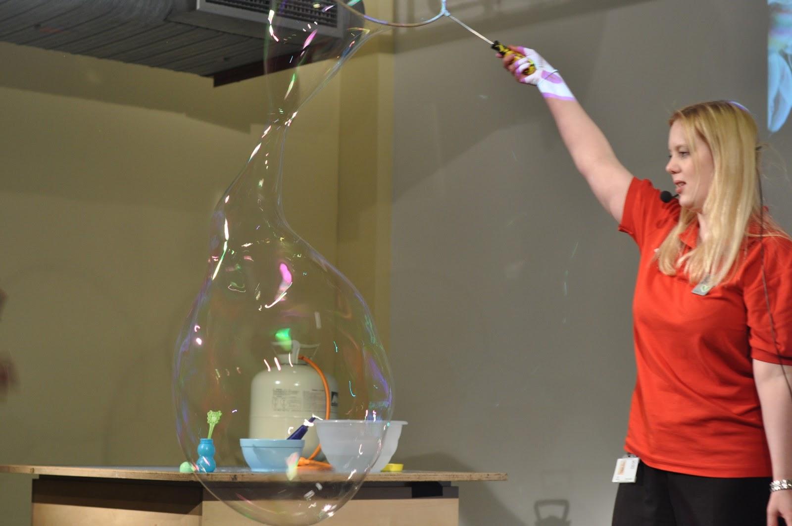 Bubbles, Bubbles, Bubbles, Half Term activity