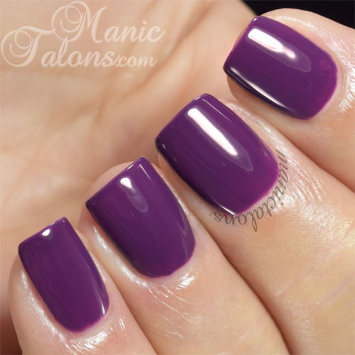 Purjoi One Step Juicy Swatch