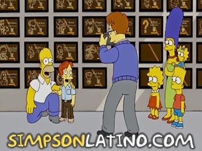 Los Simpson 20x10