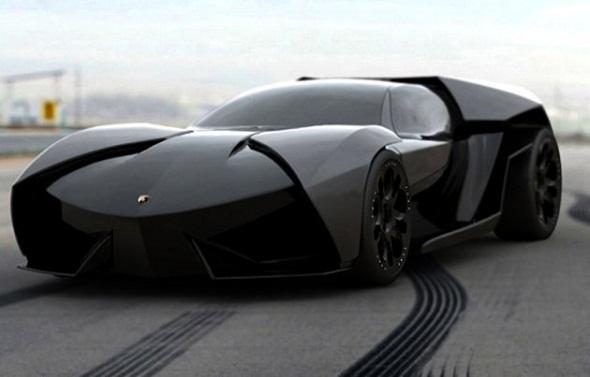 2016 Lamborghini Ankonian