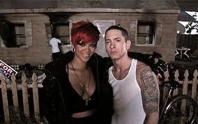 Eminem e Rihanna