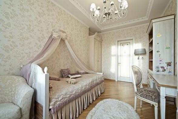 Habitaciones Decoracion Vintage ~   de Dormitorios de Ni?os Cl?sicos y Vintage  Infantil Decora