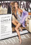 Gisele Bundchen Vanity Fair