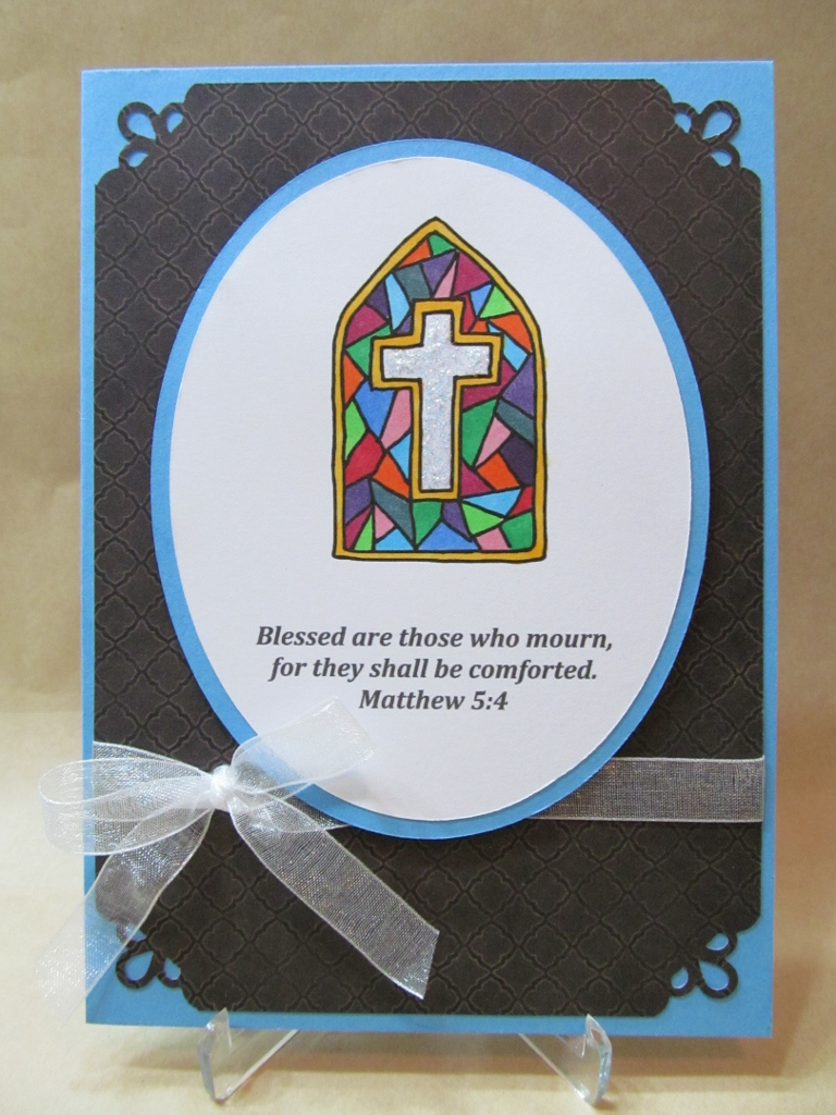 good morning today is another challenge at created with love challenges the theme is to create a sympathy card with a bible verse - Bible Verses For Sympathy Cards