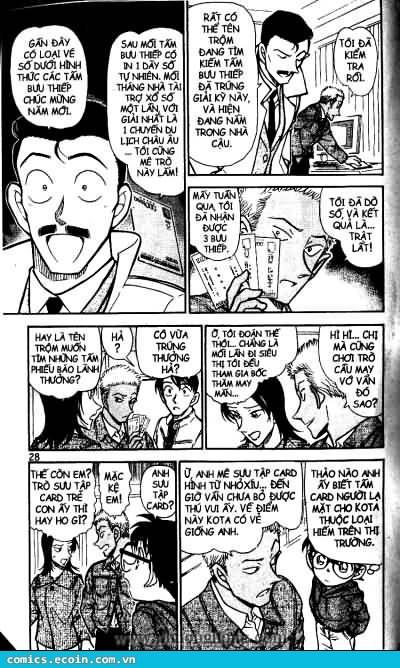 Detective Conan - Thám Tử Lừng Danh Conan chap 512 page 8 - IZTruyenTranh.com