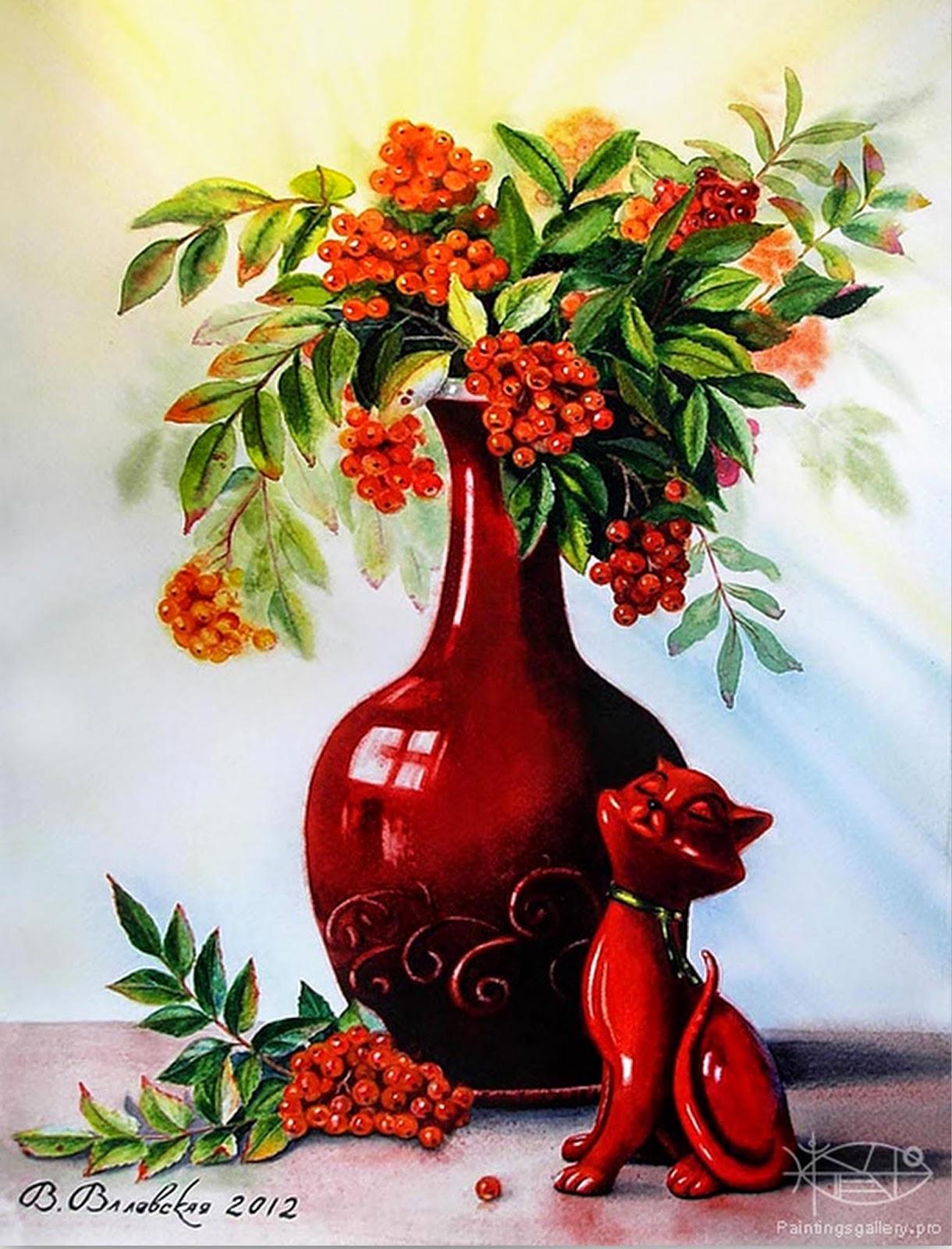 Cuadros modernos pinturas y dibujos cuadros de flores - Cuadros para cocina modernos ...