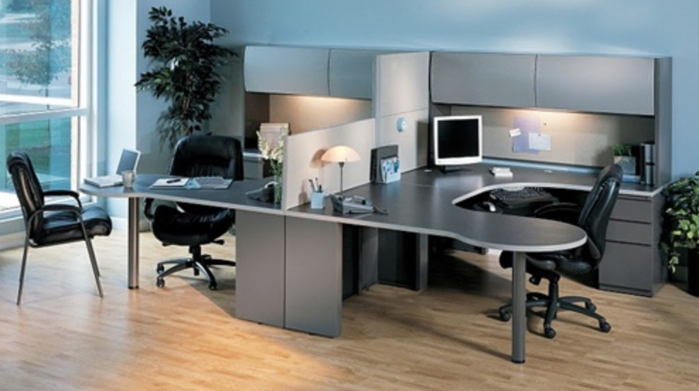 Multi User Office Desk