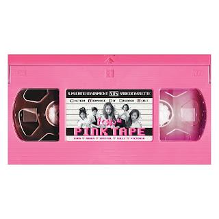 f(x) (에프엑스) - Vol.2 Pink Tape