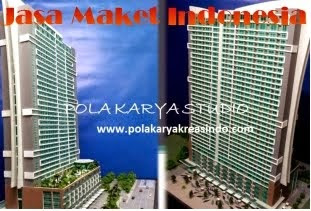 Jasa Maket Indonesia