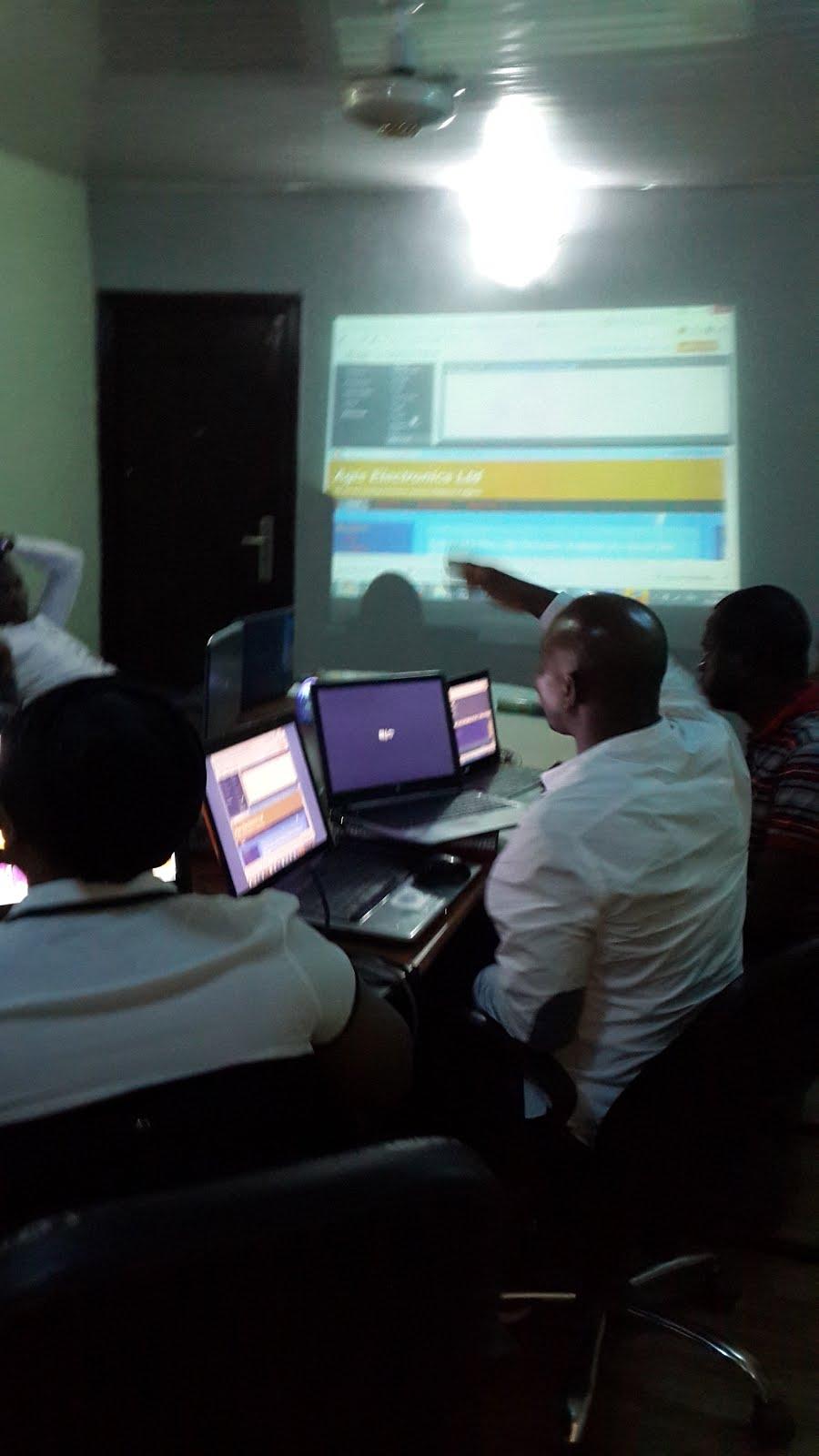 SEO Training at CCIT Academy