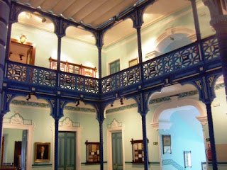 Museo de la emigración, interior