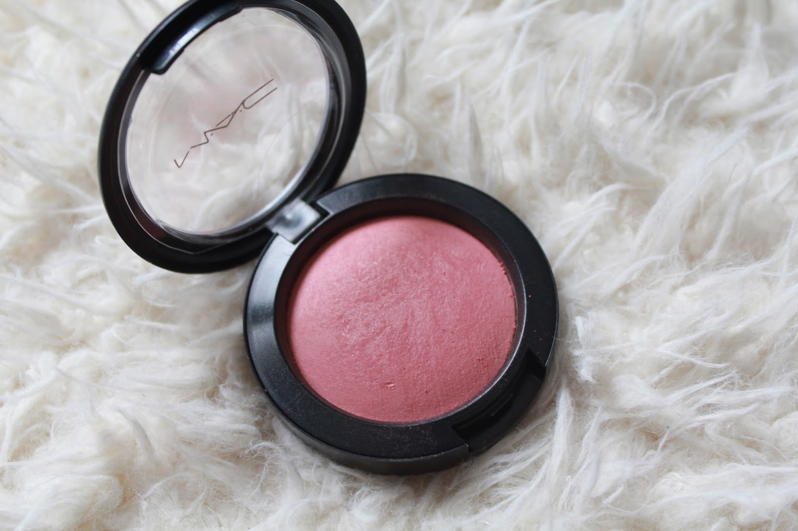 Mac Mineralise Blush In Dainty