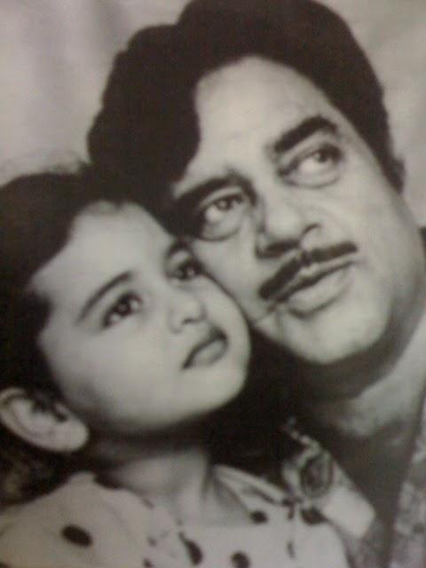 Sonakshi Sinha childhood