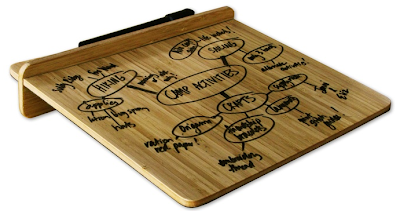 bamboo desktop notepad