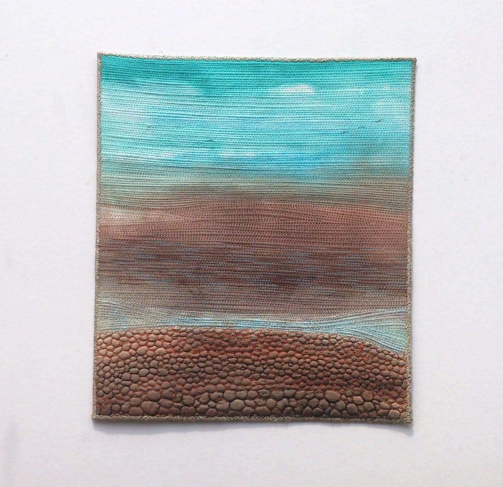 textile art Deborah O'Hare