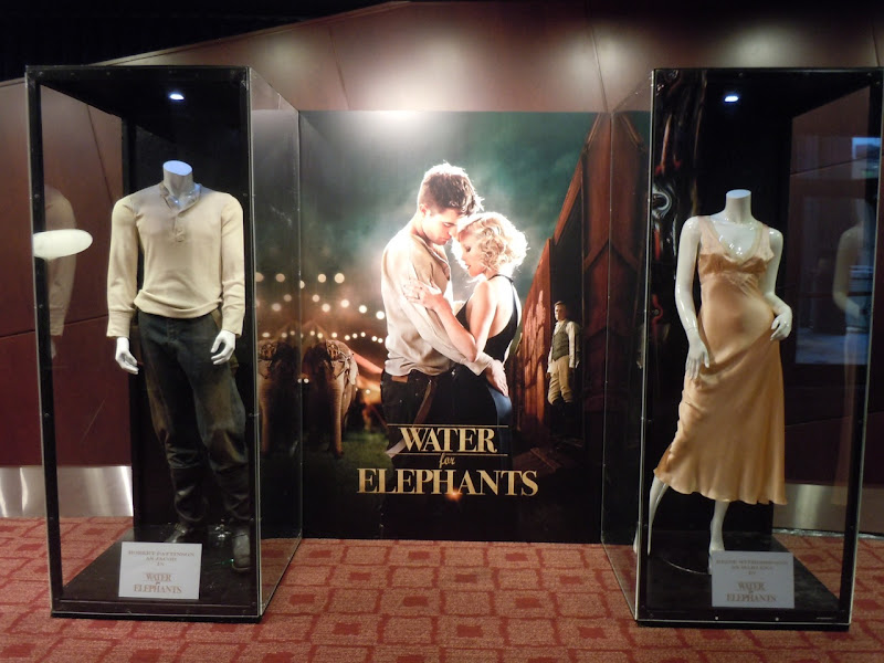 Original Water for Elephants costumes