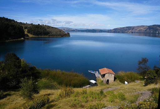 Parte de tranquilidad para las comunidades que se abastecen de agua del lago de Tota