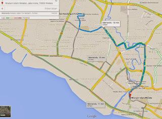 Kesidang Lia Homestay Bandar Melaka