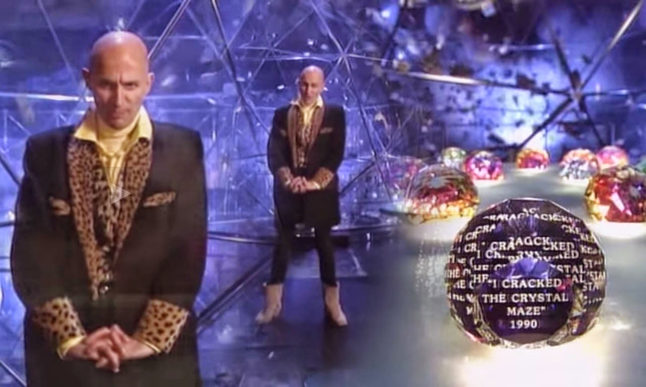 The Crystal Maze 90's British Game Show in PTV NBN Ch 4 Retro Pilipinas Feature