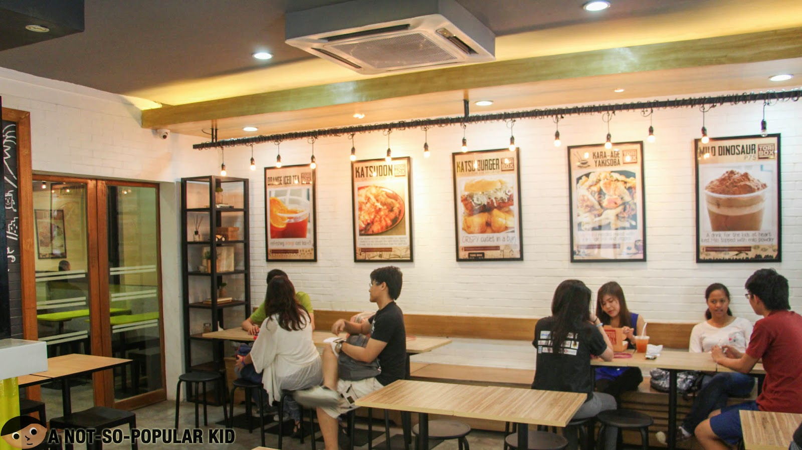 The better interior of Tori Box - Agno Street Branch