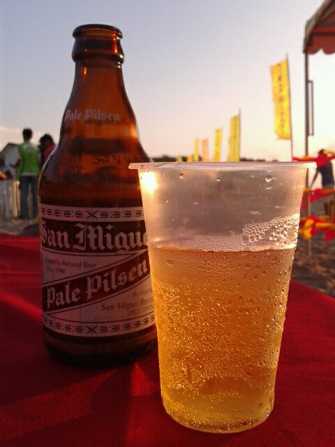 San Miguel Beer, San Juan, La Union, Philippines
