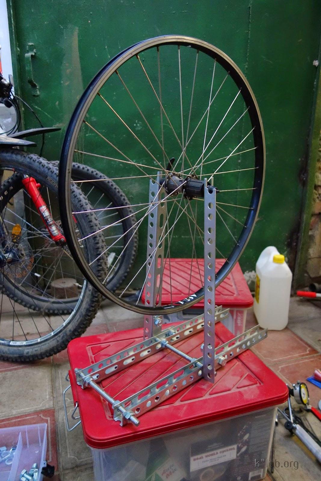 Сборка велосипеда своими руками 80