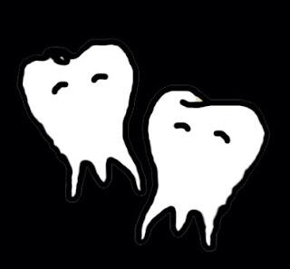 kartun dua pasang gigi