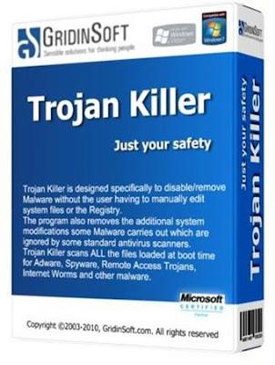 GridinSoft Trojan Killer 2.1.7.4Gratis Full