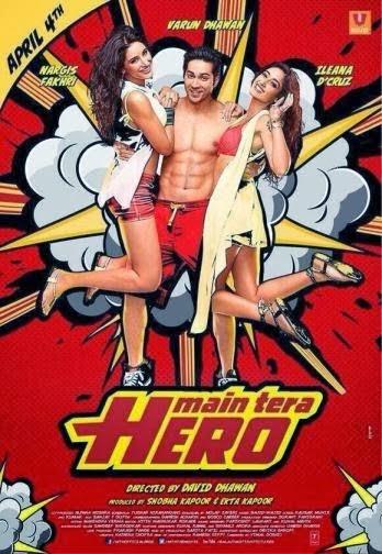 Main Tera Hero (2014) Full Movie Download HD