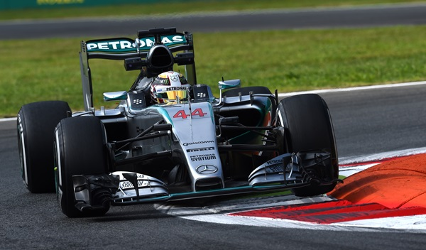 Fórmula1 Gran Premio de Italia