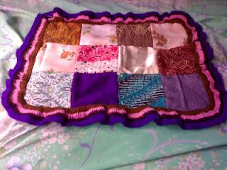 Jenis-Jenis Kerajinan Tekstil dan Gambarnya Lengkap