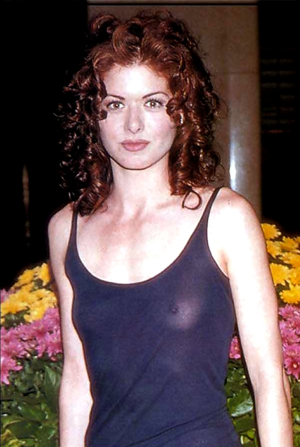 Remarkable, rather Debra messing nude fakes porn have not