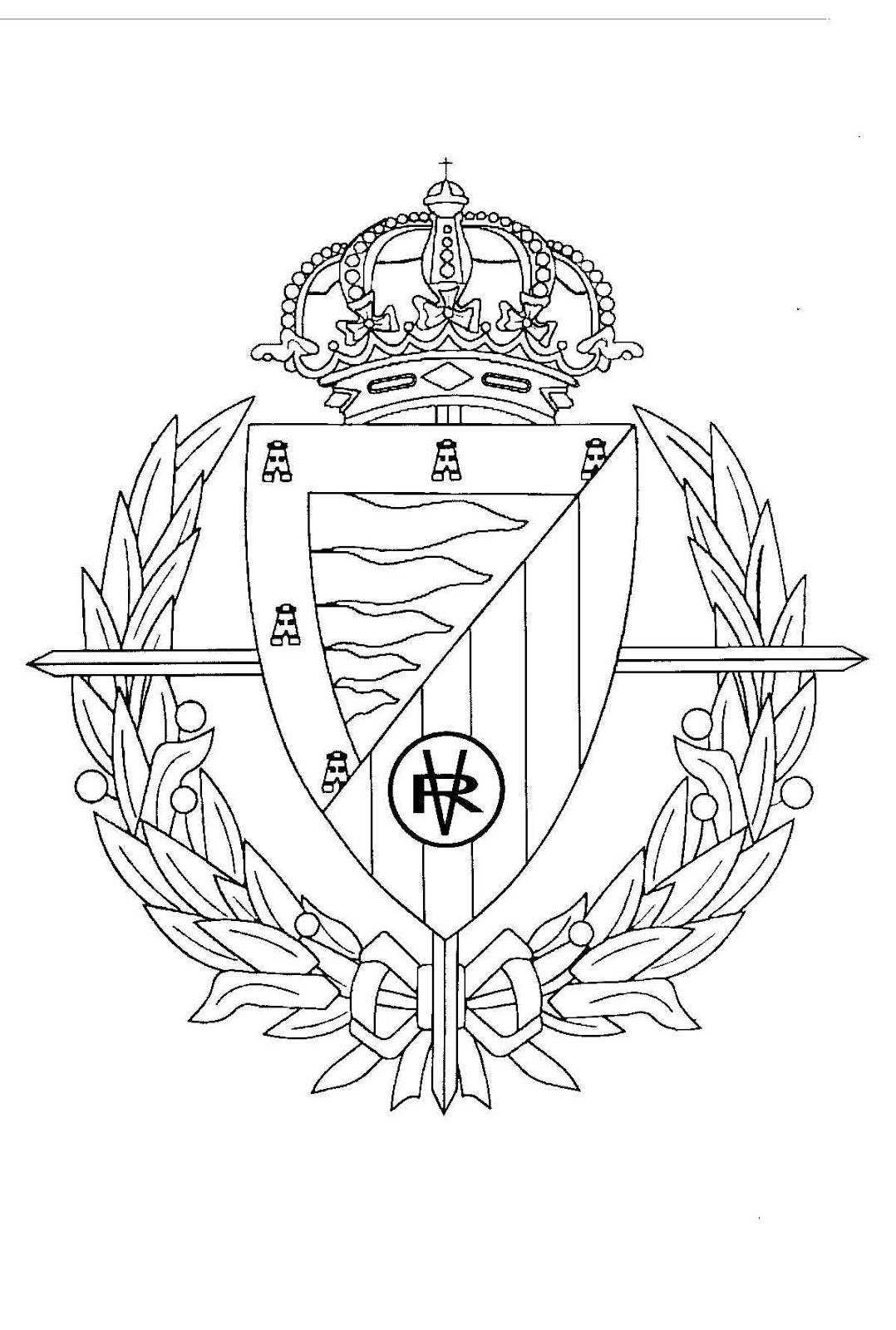 Escudo mexicano para colorear  Imagui